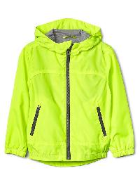 Gap Jersey Lined Windbuster - Active yellow