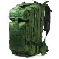 3P Military 30L Backpack Sports Bag for Camping Traveling Hiking Trekking - ARMY GREEN