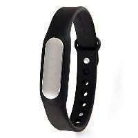 2015 Updated Version Original Xiaomi Mi Band Smart Bluetooth Watch - BLACK