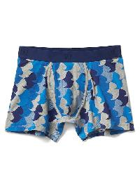 Gap Print Boxer Briefs - Wave