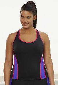 Chlorine Resistant Xtra Life Lycra Freestyle Racerback Top