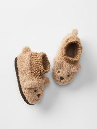 Gap Cozy Bear Slippers - Deerfield