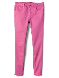 Gap High Stretch Super Skinny Jeans - Pixie dust pink