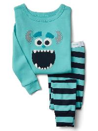 Babygap &#124 Disney Baby Sulley Sleep Set - Blue