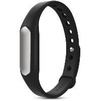 2015 Updated Version Original Xiaomi Mi Band Smart Bluetooth Watch - BLACK TPSIV BAND
