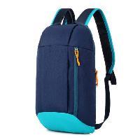 Water-resistant Nylon 10L Travel Ultra-light Leisure Backpack - PURPLISH BLUE