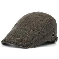 UV Protection Cadet Hat with GDYST Embroidery - ARMY GREEN