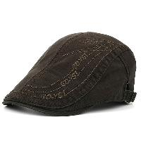 UV Protection Cadet Hat with GDYST Embroidery - COFFEE