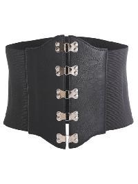 Metal Detail Croset Belt