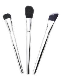 Delicate Cosmetic Brush 3pcs