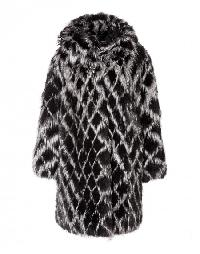 "fur coat ""stella"""