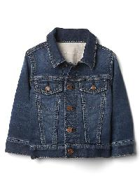 Gap 1969 Supersoft Denim Jacket - Medium indigo 25