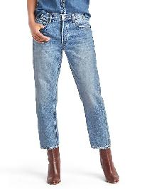 Gap Original 1969 Vintage Straight Jeans - Light indigo