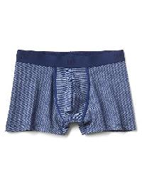 Gap Stripe Stretch Trunks - Blue stripe