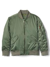 Gap Flight Jacket - Mesculen green