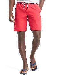 "Gap Retro Boardshorts (10"") - Pure red"