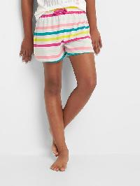 Gap Print Pj Shorts - Multi