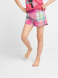 Gap Plaid Pj Shorts - Multi