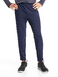 Gap Lightweight Fusion Zip Pants - True indigo
