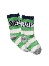 Gap Graphic Socks - Julep green