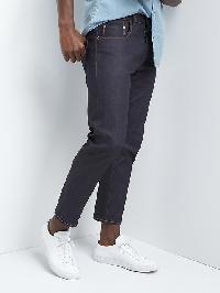 Gap Selvedge Slim Fit Wader Jeans (Stretch) - Raw indigo