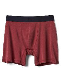 "Gap 5"" Breathe Boxer Briefs - Garnet"