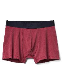 "Gap 3"" Breathe Stretch Trunks - Garnet"