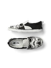 Gapkids &#124 Star Wars Slip On Sneakers - Storm trooper