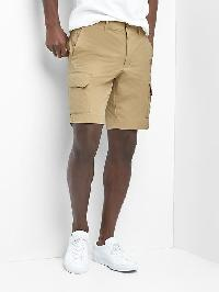 "Gap Lightweight Performance Cargo Shorts (10"") - Cargo khaki"