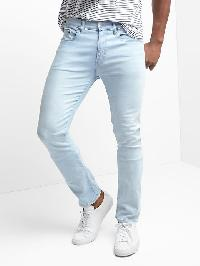 Gap Skinny Fit Jeans (Stretch) - Light bleached