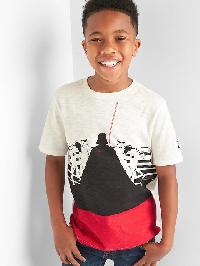 Gapkids &#124 Star Wars Graphic Crew Tee - New off white