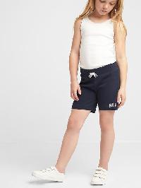 Gap Logo Sweat Shorts - Blue galaxy