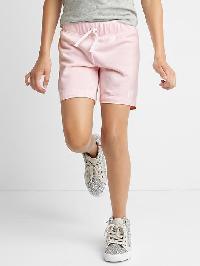Gap Logo Sweat Shorts - New babe pink