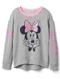 Gapkids &#124 Disney Embellished Crew Pullover - Grey