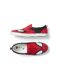 Gapkids &#124 Marvel Slip On Sneakers - Spiderman