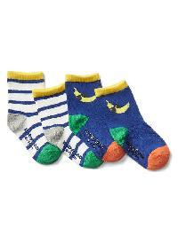 Gap Banana Socks (2 Pairs) - Matisse blue 537