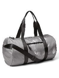Gapfit Logo Duffle Bag - Mercury grey