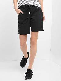 Gapfit Ripstop Hiking Shorts - True black
