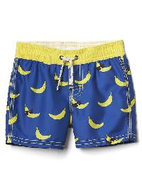 Gap Banana Swim Trunks - Matisse blue 537
