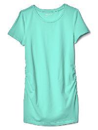 Gap Pure Body Crewneck Tee - Turquoise