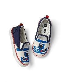 Babygap &#124 Star Wars Slip On Sneakers - R2d2