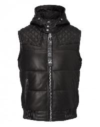 "leather vest ""crime on crime"""