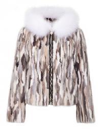 "fur jacket ""dark angel"""