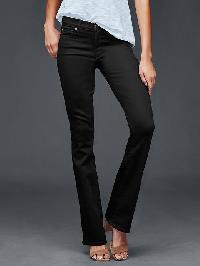 Gap Stretch 1969 Baby Boot Jeans - Black