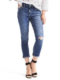 Gap Authentic 1969 Best Girlfriend Jeans - Dark indigo