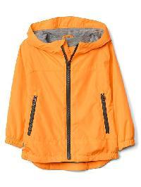 Gap Jersey Lined Windbuster - Luminous orange