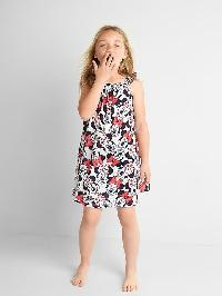 Gapkids &#124 Disney Minnie Mouse Flutter Nightgown - New off white