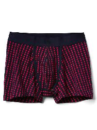 "Gap Print 3"" Boxer Briefs - Red dot"