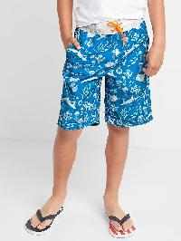 Gap Sea Life Board Shorts - Oceanic blue