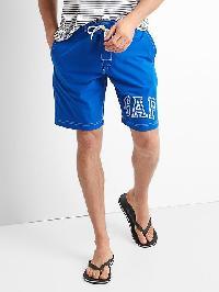 "Gap Logo Boardshorts (10"") - Blue streak"